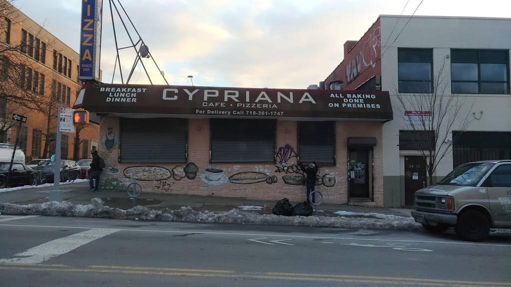 Cypriana   cafe   4702 37th St, Long Island City, NY 11101, USA   7183611747 OR +1 718-361-1747