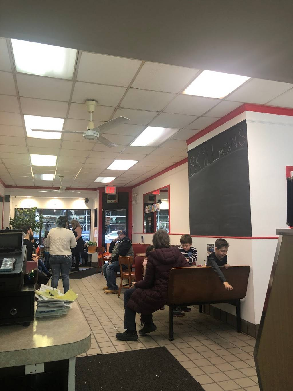 Skillmans Famous Pizza Shop | restaurant | 4606 Skillman Ave, Sunnyside, NY 11104, USA | 7187841821 OR +1 718-784-1821