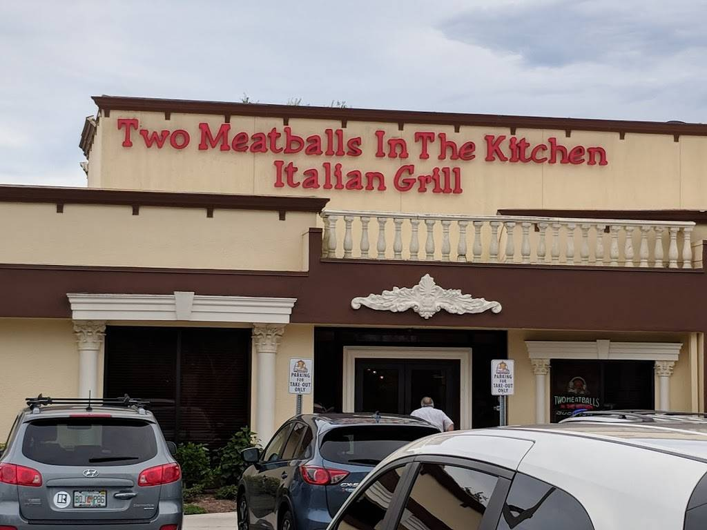 Two Meatballs In The Kitchen Restaurant 8880 Salrose Ln Fort Myers Fl 33912 Usa