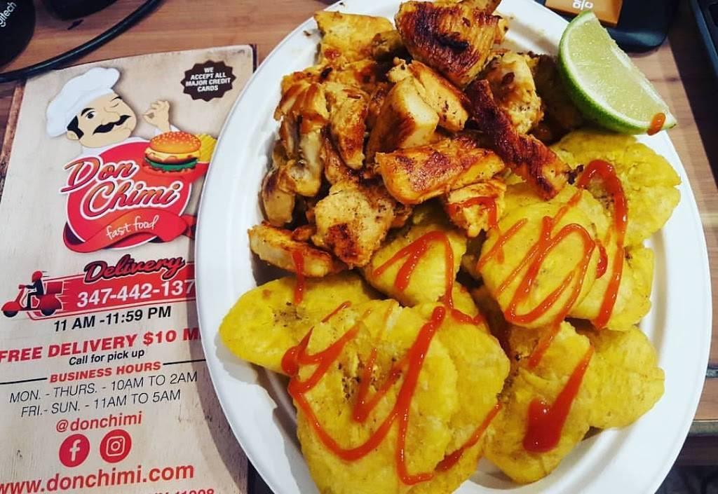 Sin Tabu Chimi Bar   restaurant   3221 Fulton St, Brooklyn, NY 11208, USA   3474421372 OR +1 347-442-1372