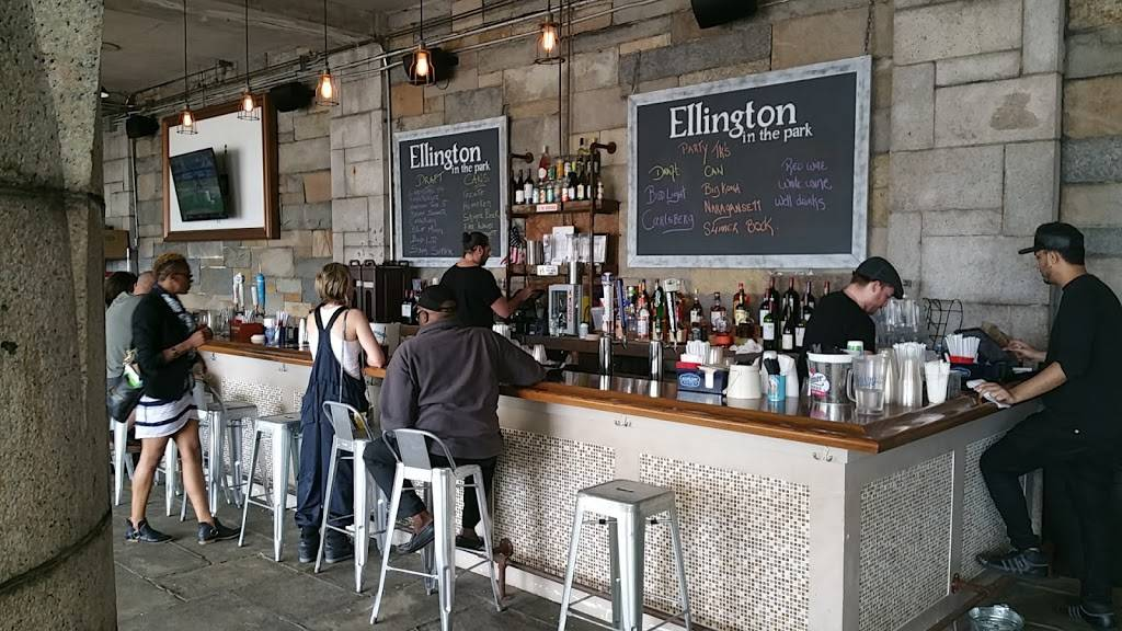 Ellington in the Park | restaurant | Riverside Dr & W 105th St, New York, NY 10025, USA | 9179221156 OR +1 917-922-1156