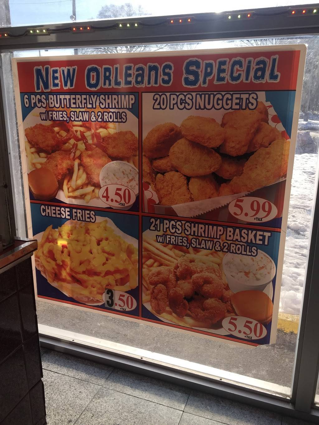 New Orleans Chicken   restaurant   854 Sound View Ave, Bronx, NY 10473, USA   7188425309 OR +1 718-842-5309