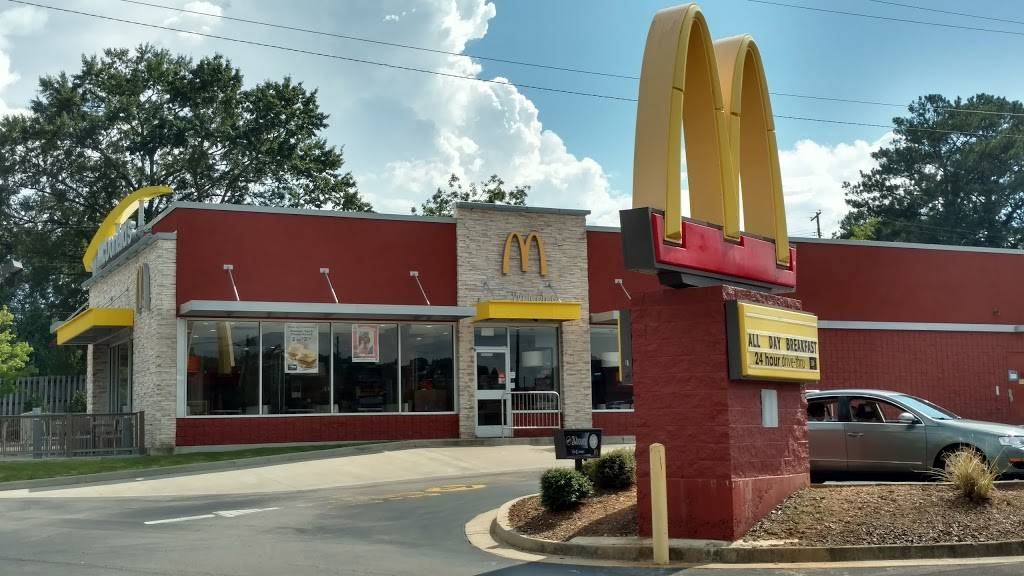 McDonalds | cafe | 818 Green Springs Hwy Rd, Homewood, AL 35209, USA | 2059425681 OR +1 205-942-5681
