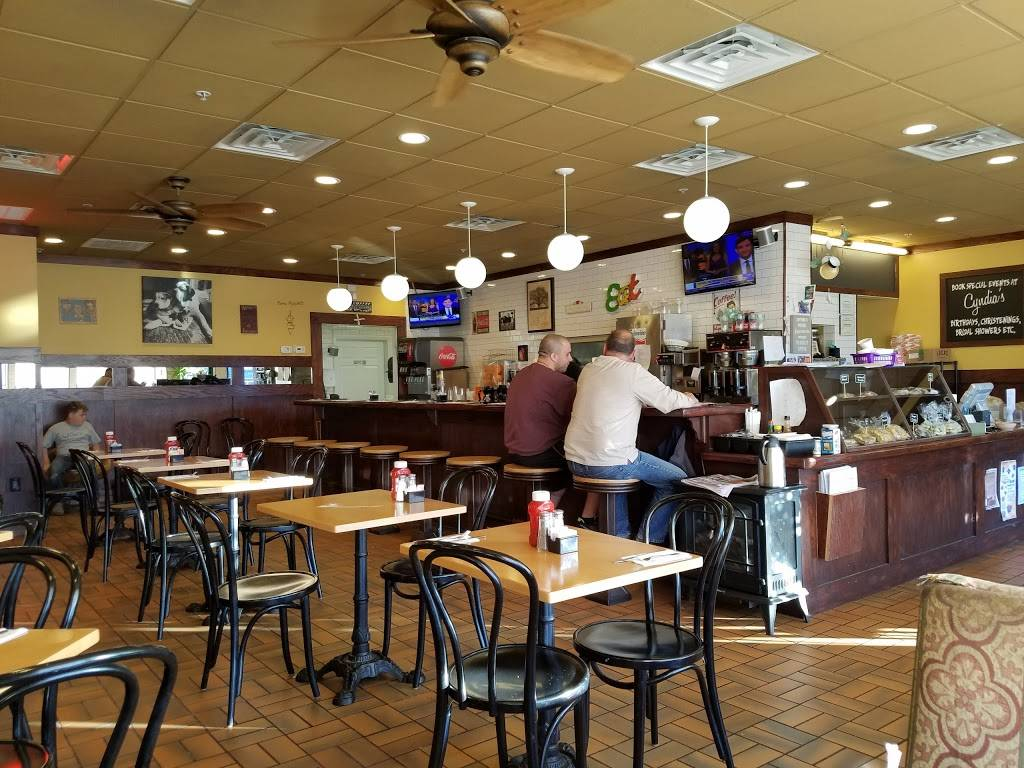 Cyndia's - Cafe | 169 Union Blvd, Totowa, NJ 07512, USA