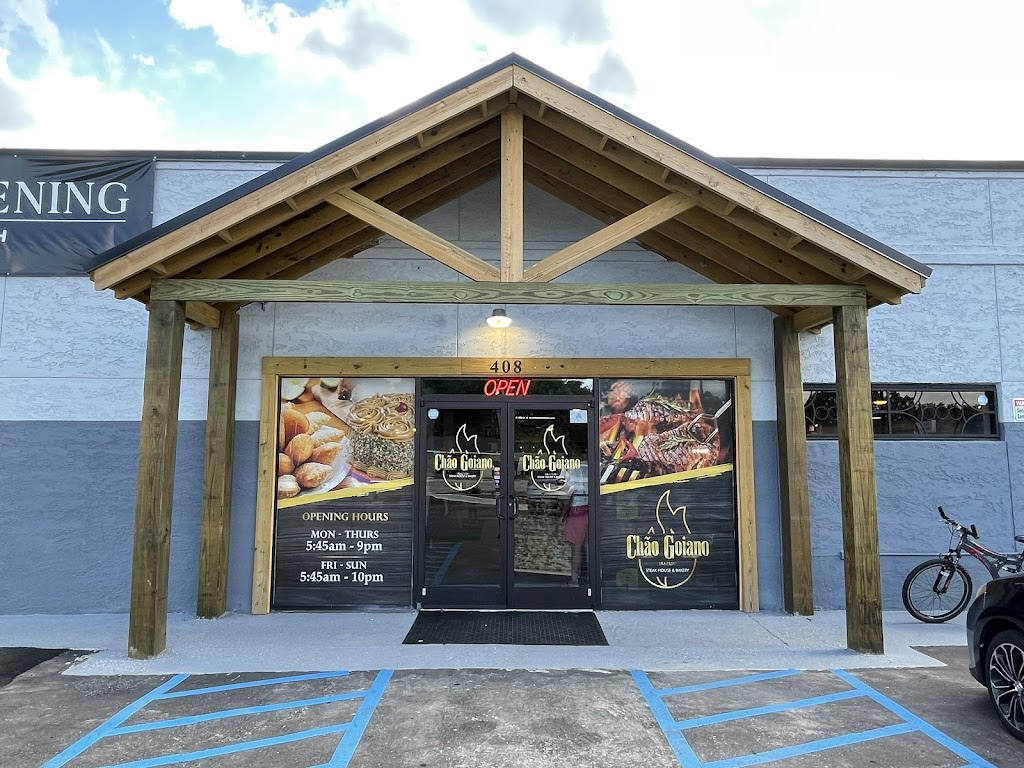 Chão Goiano Brazilian Steakhouse and Bakery | restaurant | 408 Red Bank Rd, Goose Creek, SC 29445, USA | 8436403450 OR +1 843-640-3450