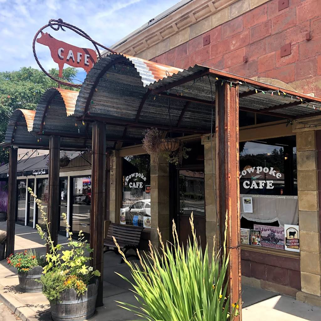 Cowpoke Cafe | cafe | 21118 Calistoga Rd, Middletown, CA 95461, USA | 7079870661 OR +1 707-987-0661