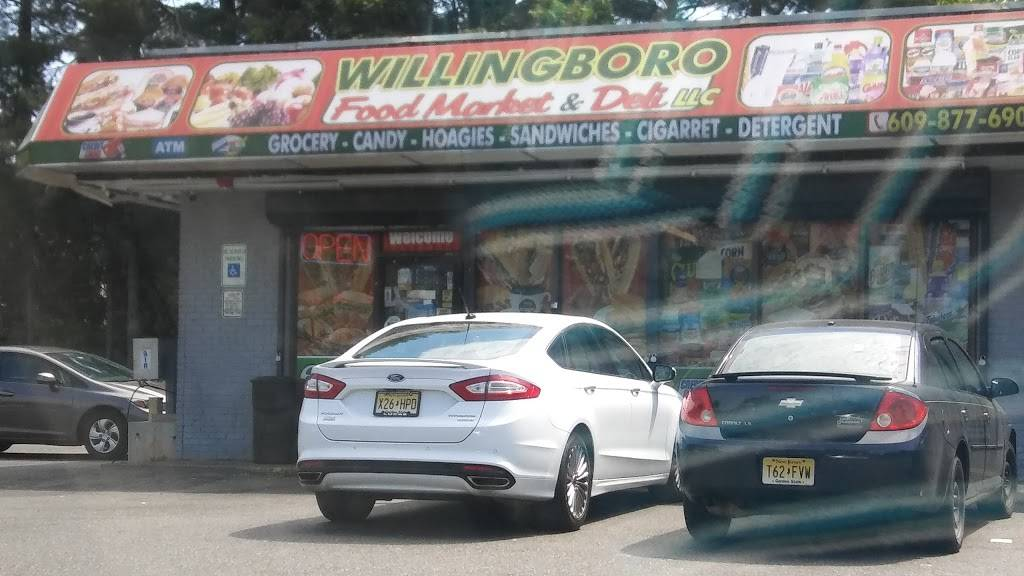 Willingboro Food Mart | meal takeaway | 419 Van Sciver Pkwy, Willingboro, NJ 08046, USA | 6098776901 OR +1 609-877-6901
