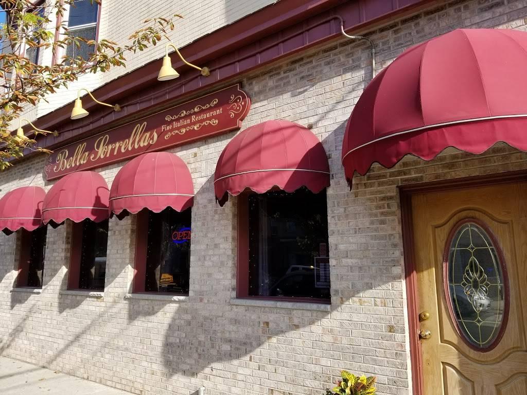 Bella Sorrellas | restaurant | 1020 Broadway, Bayonne, NJ 07002, USA | 2014558844 OR +1 201-455-8844