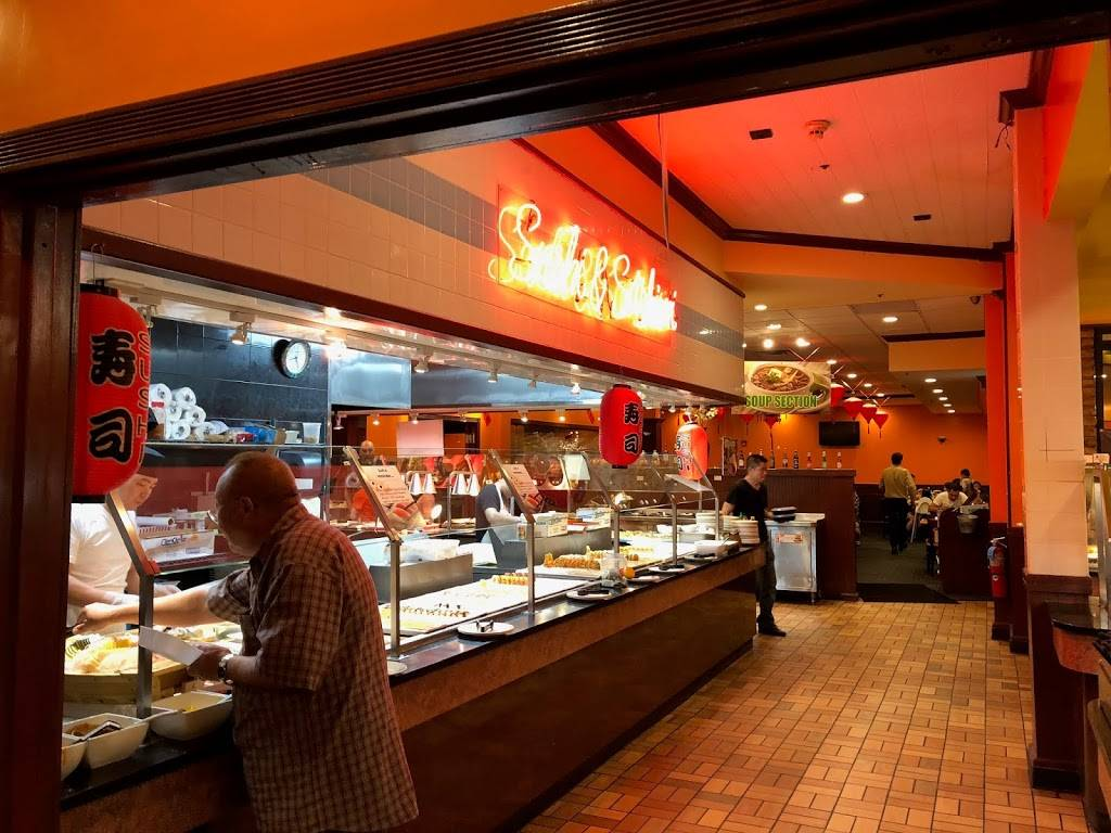 DJs International Buffet | restaurant | 1100 Stewart Ave, Garden City, NY 11530, USA | 5162272472 OR +1 516-227-2472