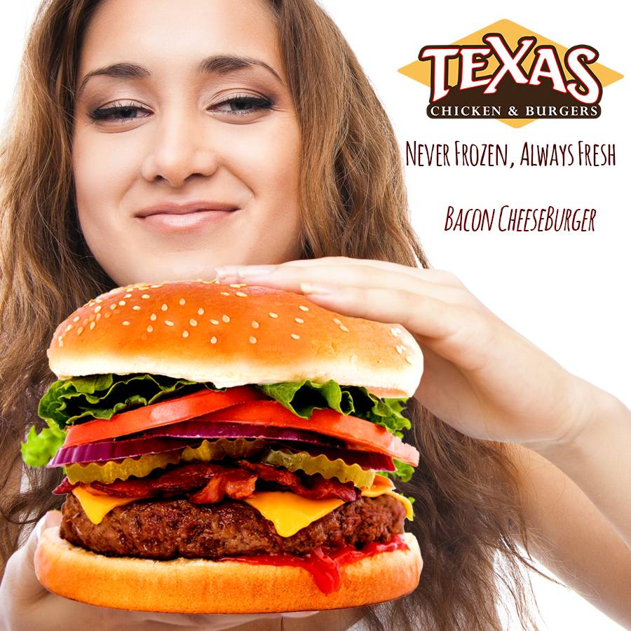 Texas Chicken & Burgers | restaurant | 32 E Kingsbridge Rd, Bronx, NY 10468, USA | 7185636633 OR +1 718-563-6633