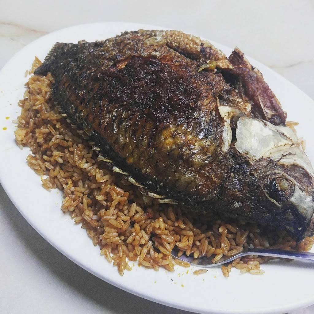 Emma Liberian Cooking Restaurant 7201 Woodland Ave Philadelphia Pa 19142 Usa