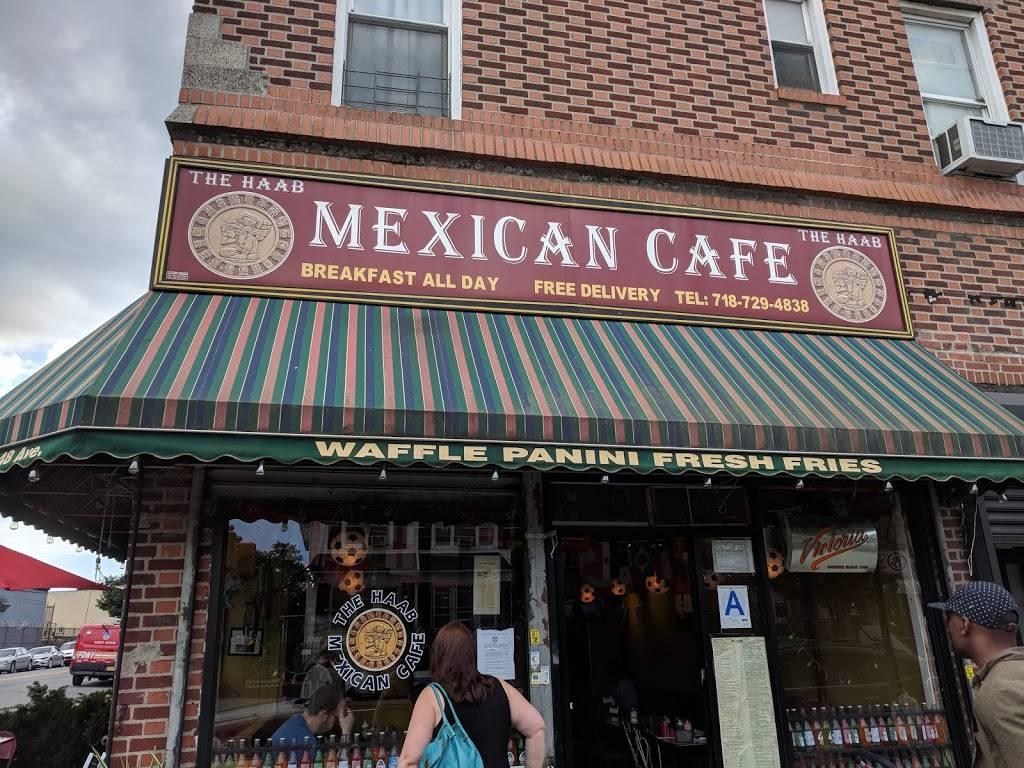 Haab | cafe | 4722 48th St, Woodside, NY 11377, USA | 7187294838 OR +1 718-729-4838