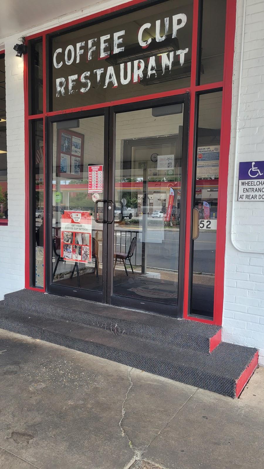 Coffee Cup Restaurant | restaurant | 520 E Cervantes St, Pensacola, FL 32501, USA | 8504327060 OR +1 850-432-7060