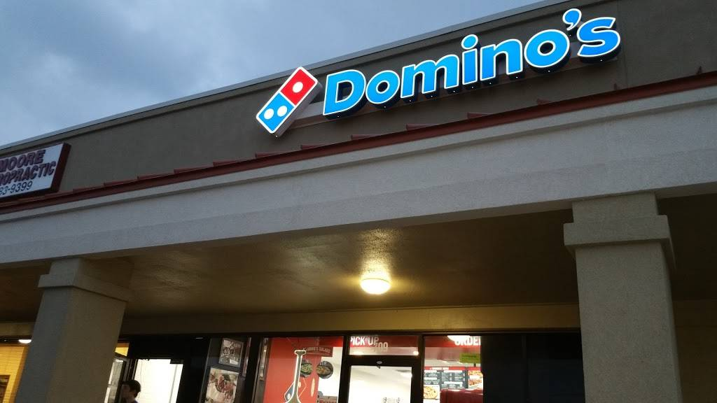 Dominos Pizza | meal delivery | 709 Sunset St, Denton, TX 76201, USA | 9403232222 OR +1 940-323-2222