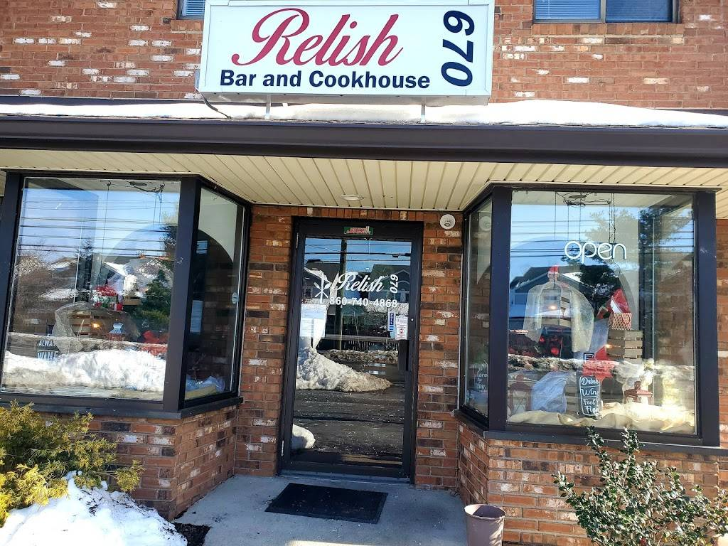 RELISH SIX SEVEN ZERO LLC   restaurant   670 Newfield St, Middletown, CT 06457, USA   8607404868 OR +1 860-740-4868