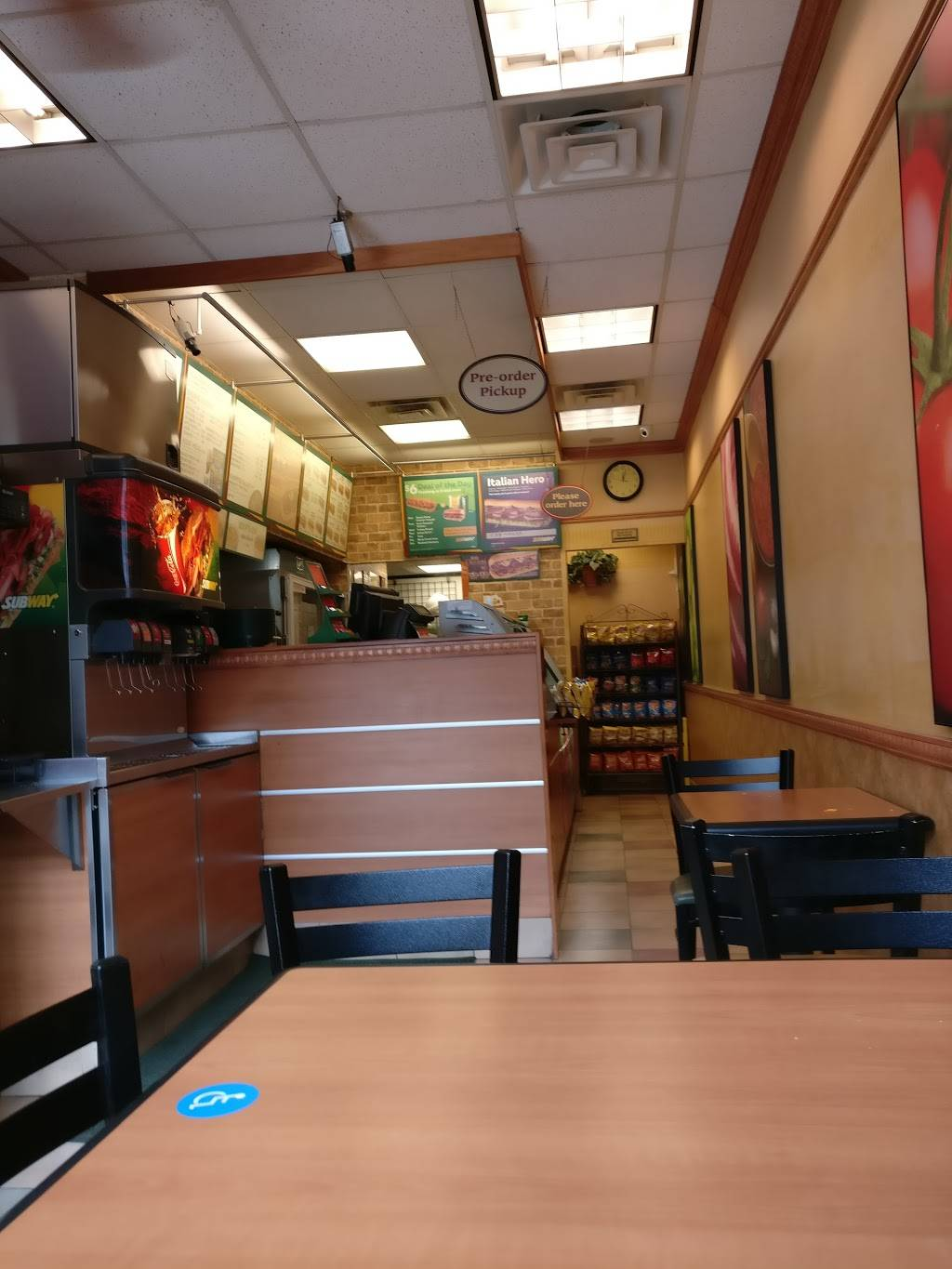Subway Restaurants | restaurant | 3942 21st St, Long Island City, NY 11101, USA | 7183615700 OR +1 718-361-5700