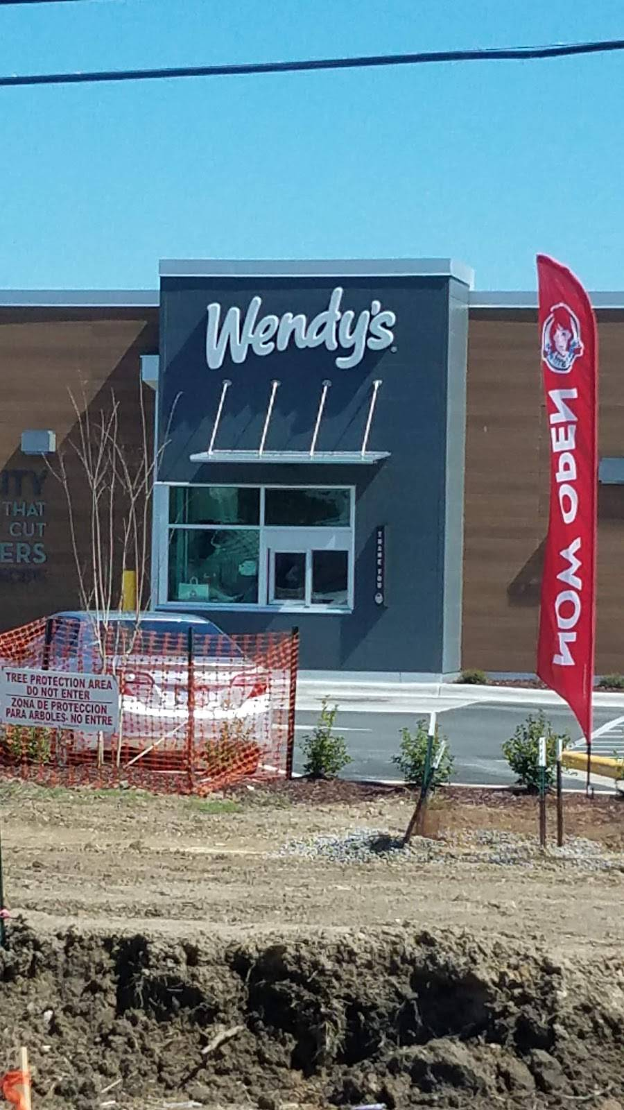 Wendys | restaurant | 800 Us 301 N, Wilson, NC 27893, USA | 2526402031 OR +1 252-640-2031