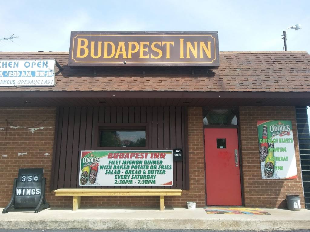 Budapest Inn | restaurant | 3780 Mahoning Ave, Youngstown, OH 44515, USA | 3307927346 OR +1 330-792-7346