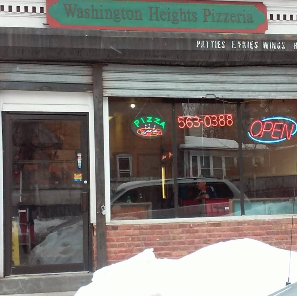 Heights Pizza Plus | restaurant | 102 S Lander St #1, Newburgh, NY 12550, USA | 8455630388 OR +1 845-563-0388