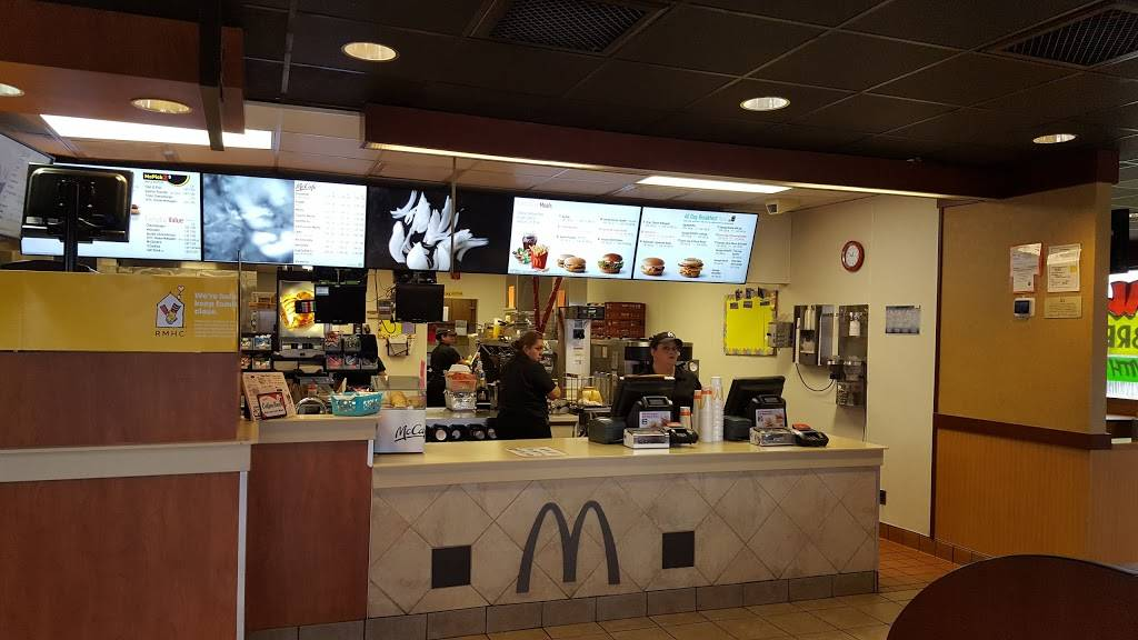 McDonalds | cafe | 5321 Blue Mound Rd, Fort Worth, TX 76106, USA | 8176256441 OR +1 817-625-6441