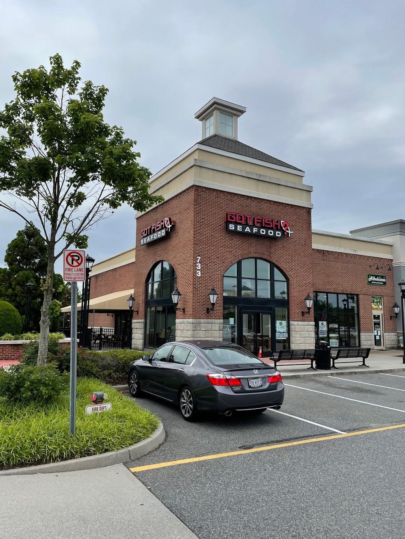 Got Fish? Seafood Chesapeake | restaurant | 733 Eden Way N Suite 400, Chesapeake, VA 23320, USA