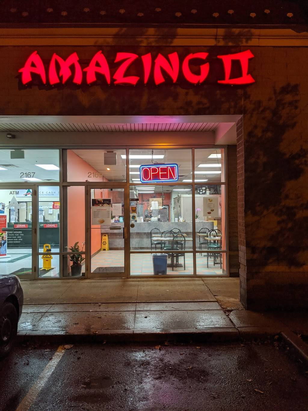 Amazing Hibachi | restaurant | 2169 S Taylor Rd, University Heights, OH 44118, USA | 2163978282 OR +1 216-397-8282