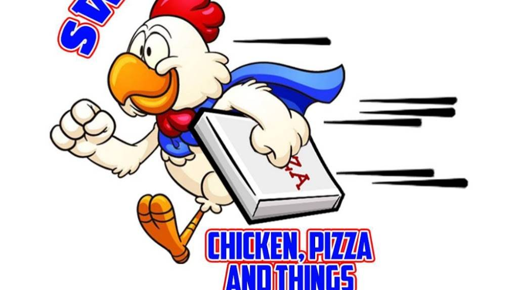 Swiftys Chicken, Pizza, and Things | restaurant | 536 Conkey St, Hammond, IN 46324, USA | 2195545000 OR +1 219-554-5000