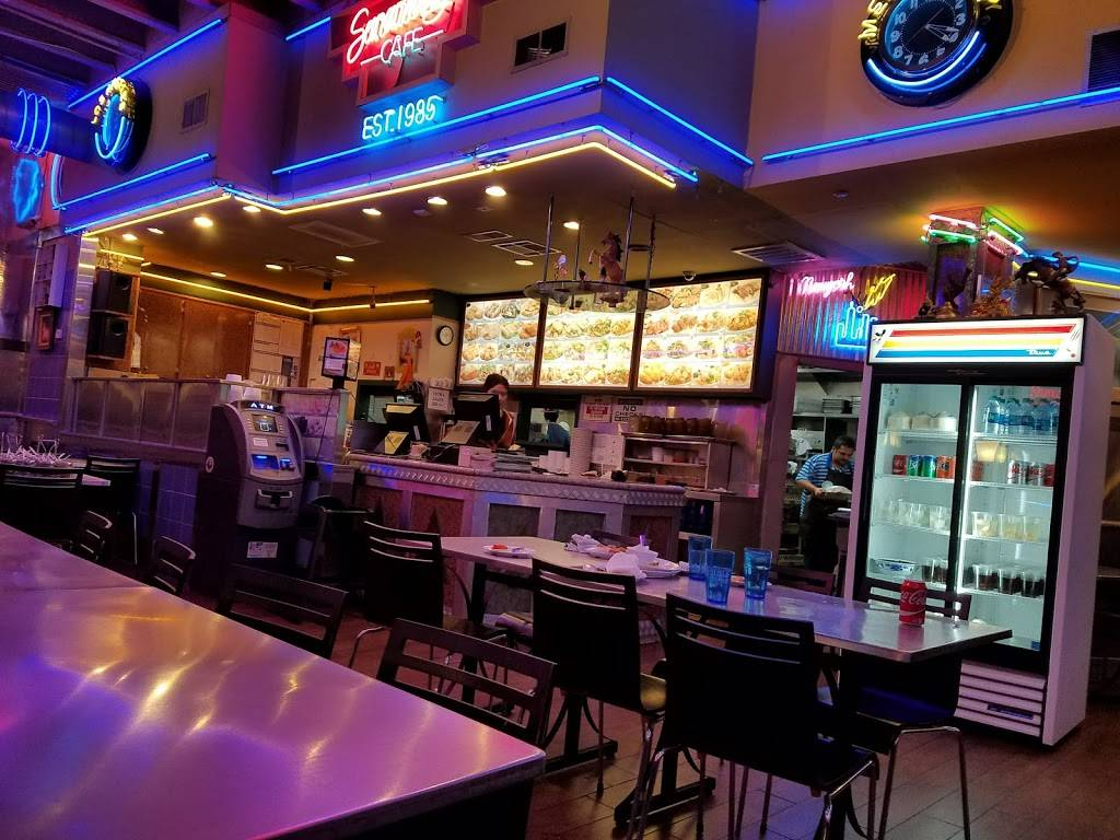 Sanamluang Café N. Hollywood | cafe | 12980 Sherman Way, North Hollywood, CA 91605, USA | 8187641180 OR +1 818-764-1180
