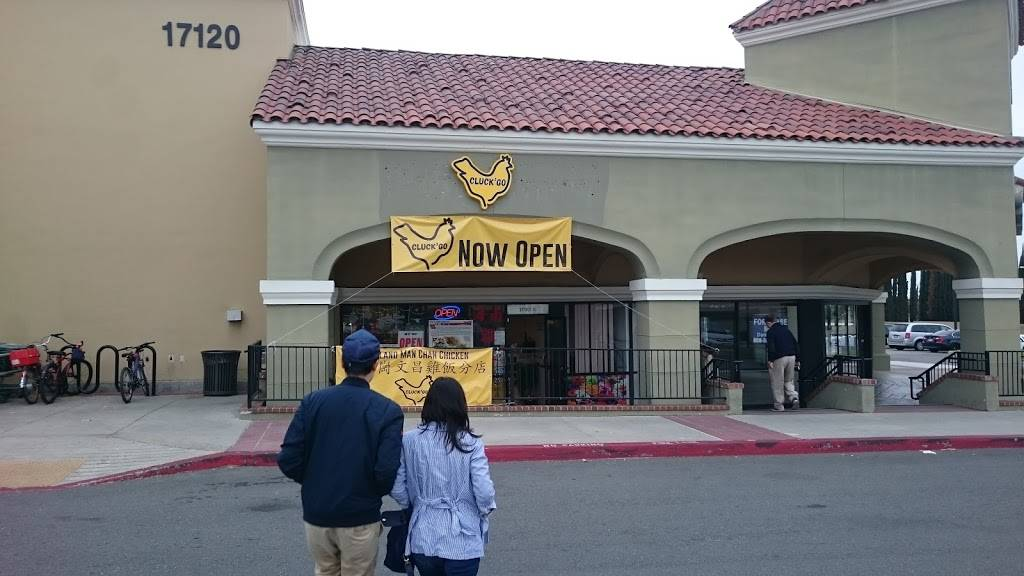 Cluck2Go   restaurant   17110 Colima Rd suite a, Hacienda Heights, CA 91745, USA   6265818990 OR +1 626-581-8990