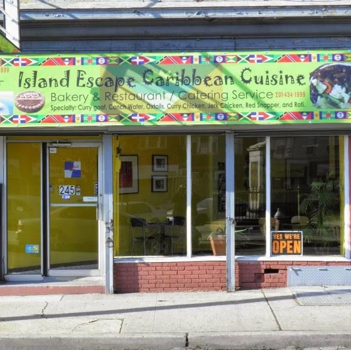 island escape | restaurant | 245 Old Bergen Rd, Jersey City, NJ 07305, USA | 2014341999 OR +1 201-434-1999