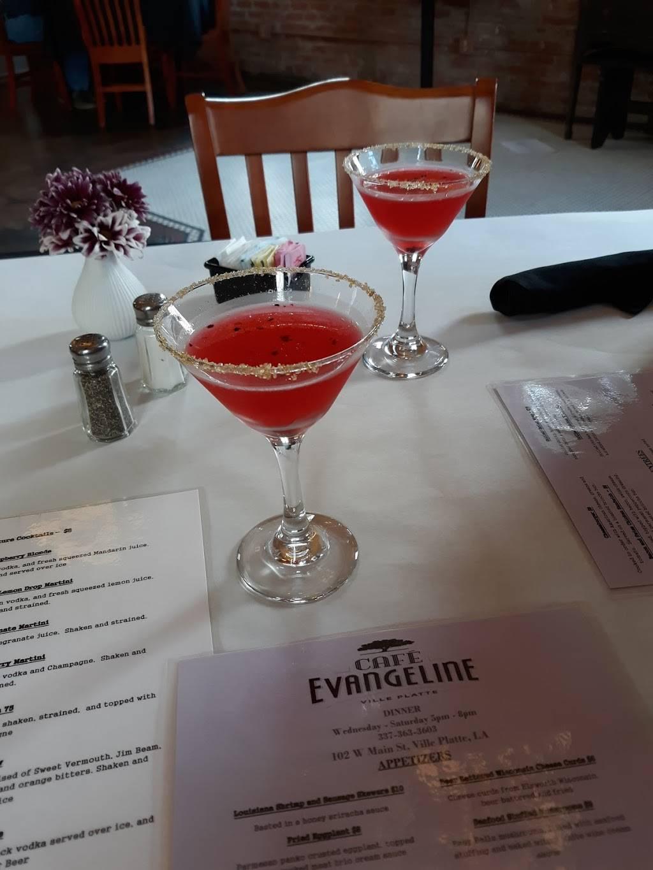 Cafe Evangeline | restaurant | 102 W Main St, Ville Platte, LA 70586, USA | 3373633603 OR +1 337-363-3603