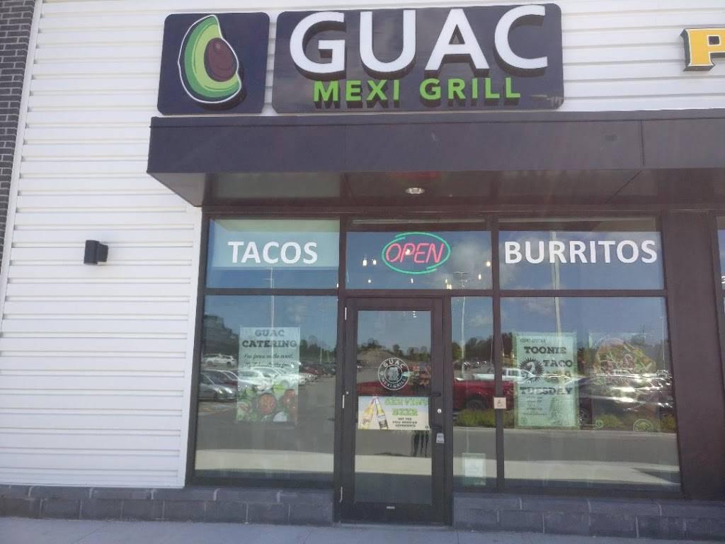 Guac Mexi Grill | restaurant | 1472 Innisfil Beach Rd Unit # 2, Innisfil, ON L9S 4J1, Canada | 7054364822 OR +1 705-436-4822