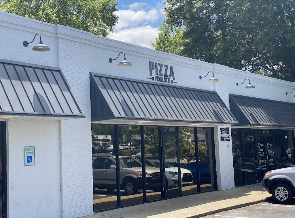 Pizza Purists | restaurant | 1700 E North St Suite D, Greenville, SC 29607, USA | 8644128449 OR +1 864-412-8449