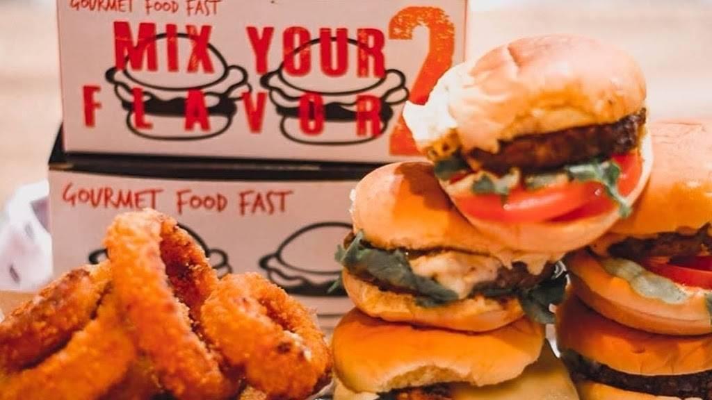 Burgerim   restaurant   16938 S Highland Ave, Fontana, CA 92336, USA