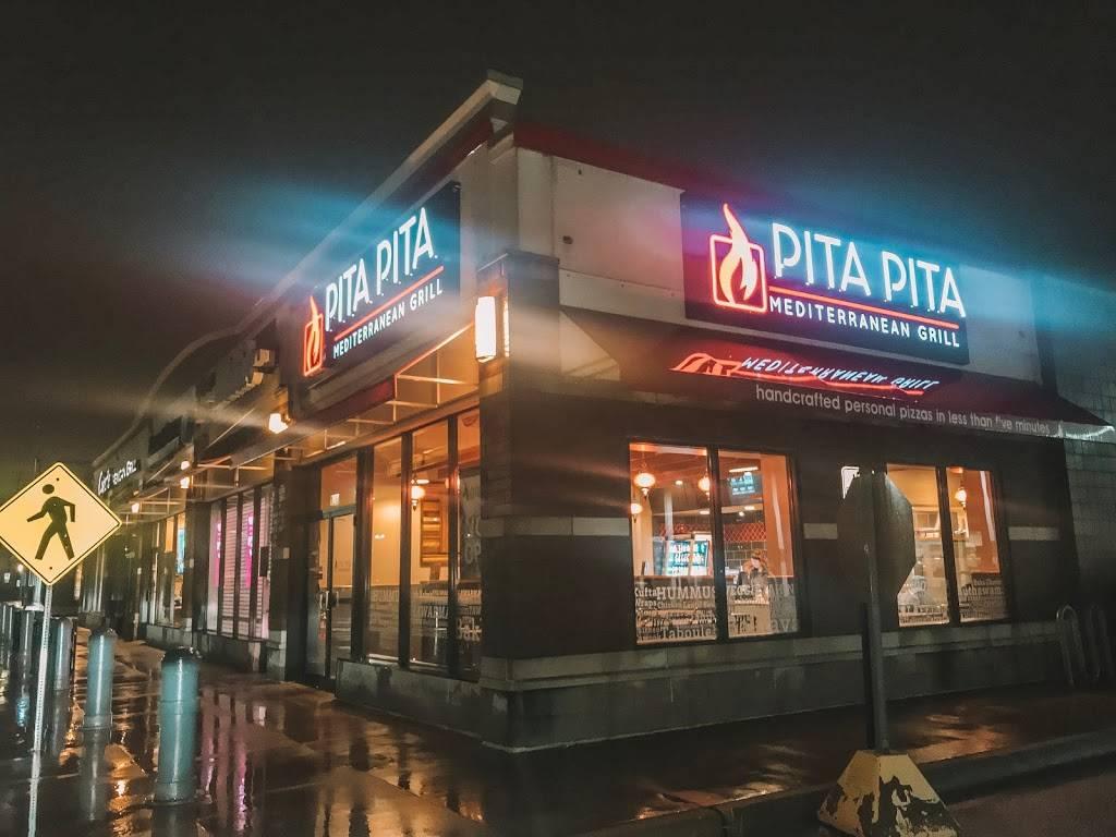 Pita Pita Mediterranean Grill | restaurant | 1219 Golf Rd, Rolling Meadows, IL 60008, USA | 2244044949 OR +1 224-404-4949