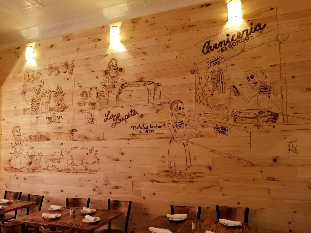 Mezcal Kitchen JC | restaurant | 665 Newark Ave, Jersey City, NJ 07306, USA | 2019185844 OR +1 201-918-5844