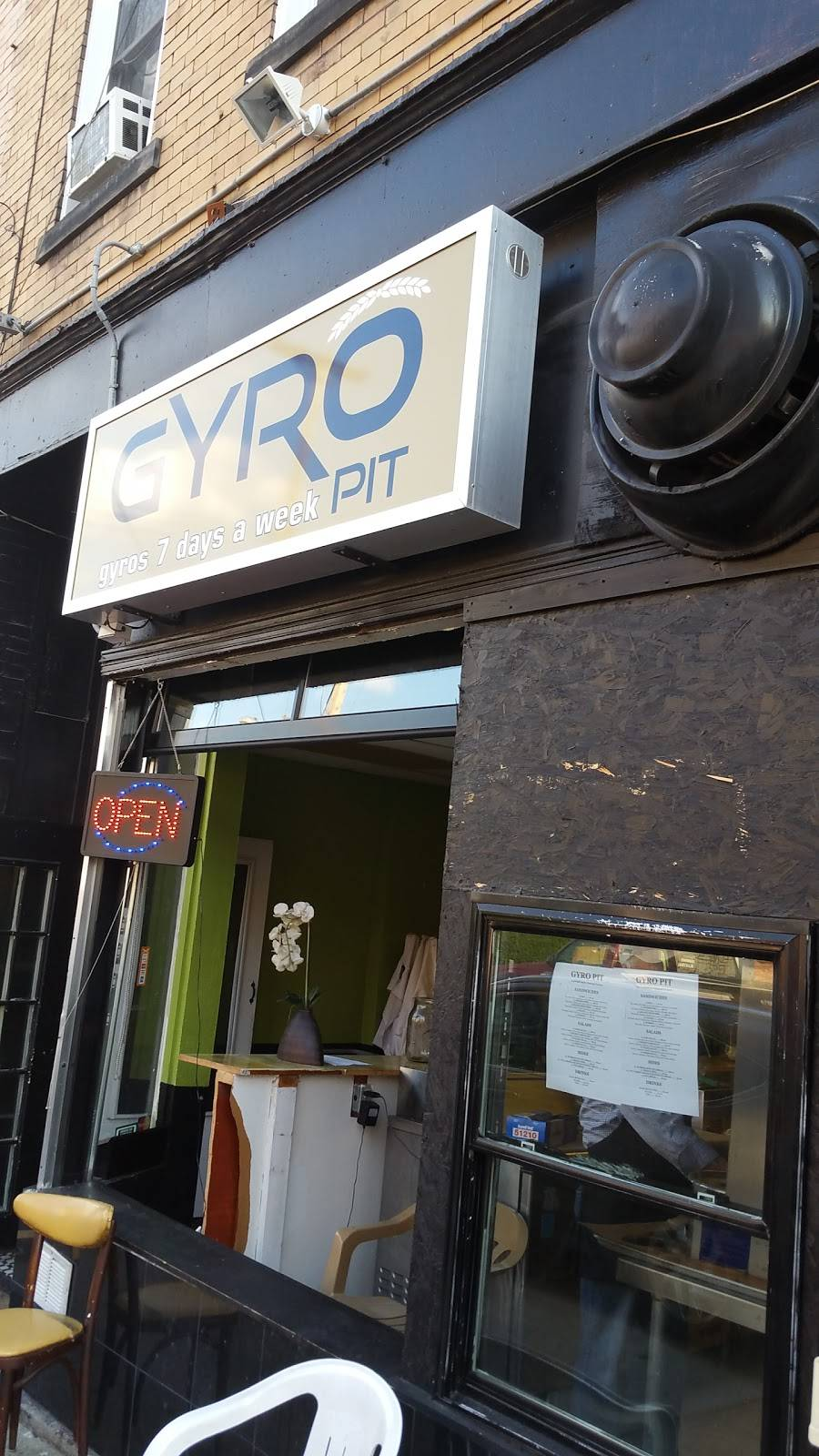 Original gyro | restaurant | 424 Semple St, Pittsburgh, PA 15213, USA | 4126214500 OR +1 412-621-4500