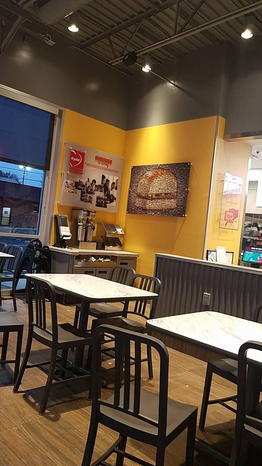 Krystal | meal takeaway | 415 Moreland Ave SE, Atlanta, GA 30316, USA | 4045243616 OR +1 404-524-3616