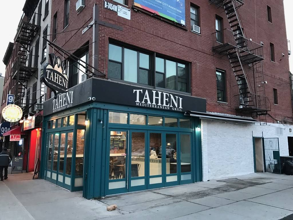 Taheni | restaurant | 224 4th Ave, Brooklyn, NY 11215, USA | 7185222083 OR +1 718-522-2083