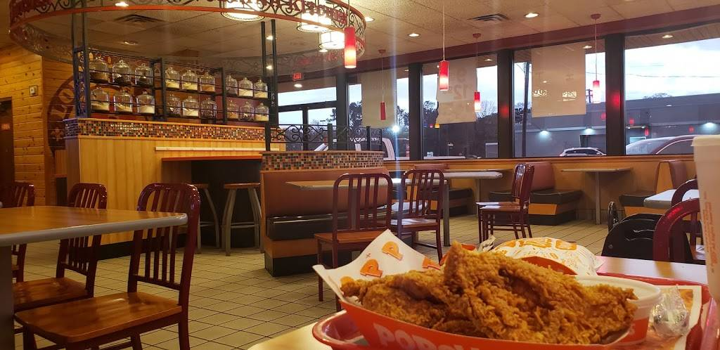 Popeyes Louisiana Kitchen | restaurant | 401 Tate Cove Rd, Ville Platte, LA 70586, USA | 3373633884 OR +1 337-363-3884