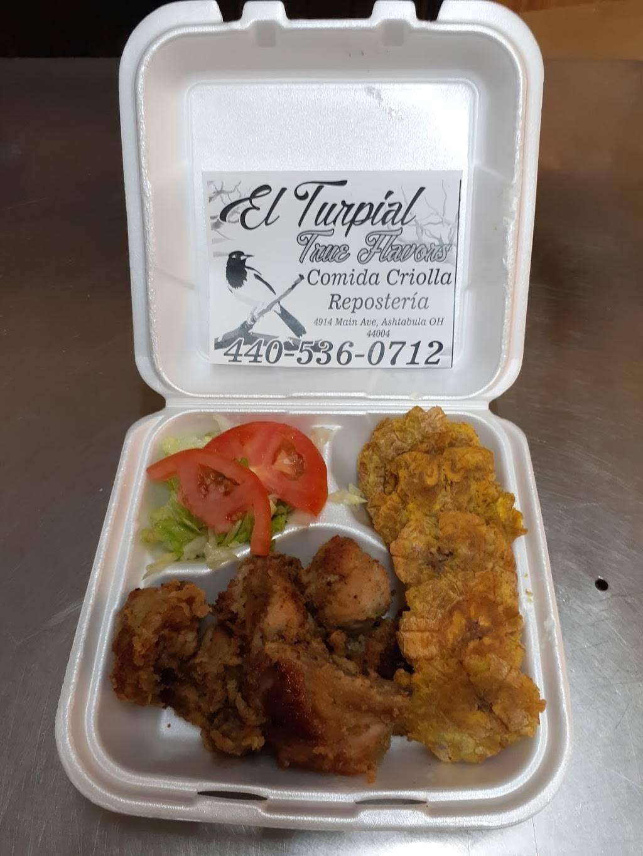 El Turpial True Flavors | restaurant | 4914 Main Ave, Ashtabula, OH 44004, USA | 4405360712 OR +1 440-536-0712