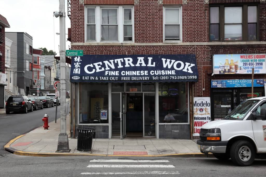 Central Wok Chinese Restaurant | restaurant | 499 Central Ave, Jersey City, NJ 07307, USA | 2017923989 OR +1 201-792-3989
