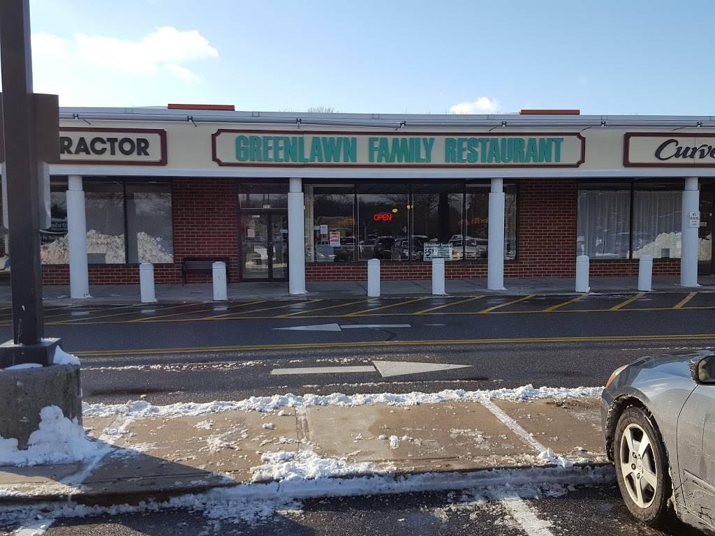 Greenlawn Family Restaurant   restaurant   753 Pulaski Rd, Greenlawn, NY 11740, USA   6317570991 OR +1 631-757-0991