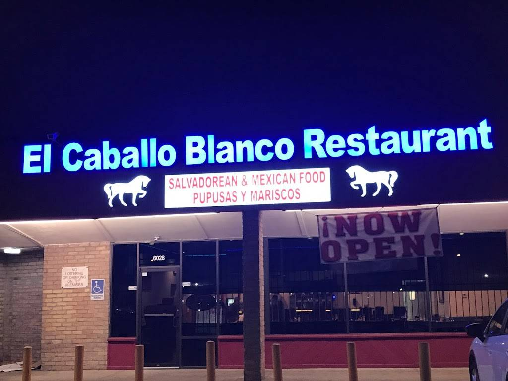 El Caballo Blanco Bar & Grill   restaurant   6028 S Gessner Rd, Houston, TX 77036, USA   7137711240 OR +1 713-771-1240
