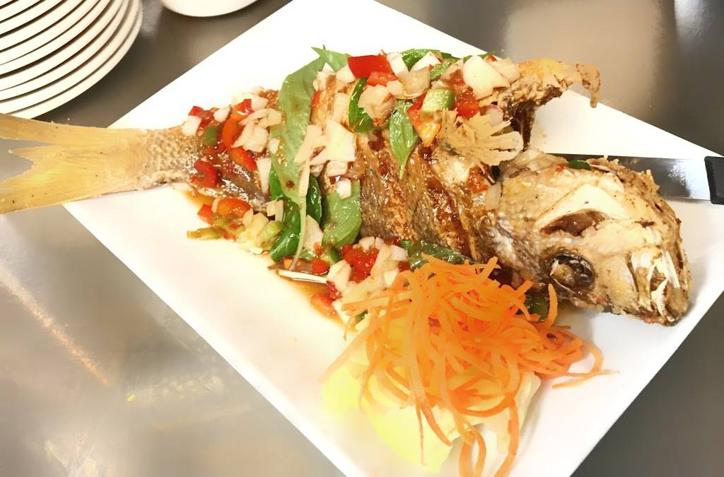 Pa De Thai Restaurant | restaurant | 264 Old River Rd, Edgewater, NJ 07020, USA | 2019459999 OR +1 201-945-9999