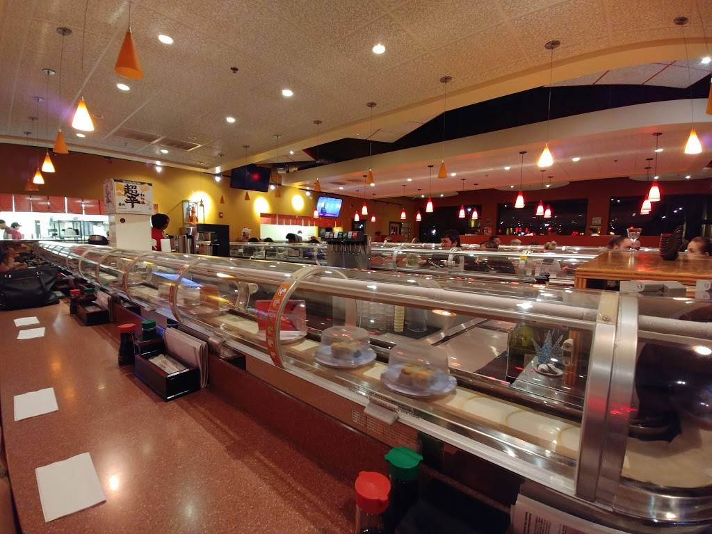 Sushi Station Restaurant 2486 N Randall Rd Elgin Il 60123 Usa Sushi station is chicagoland's very first rotary sushi bar, not only do we offer superb quality sushi but we offer many other items for the rest of the friends and family to enjoy! 2486 n randall rd elgin il 60123 usa