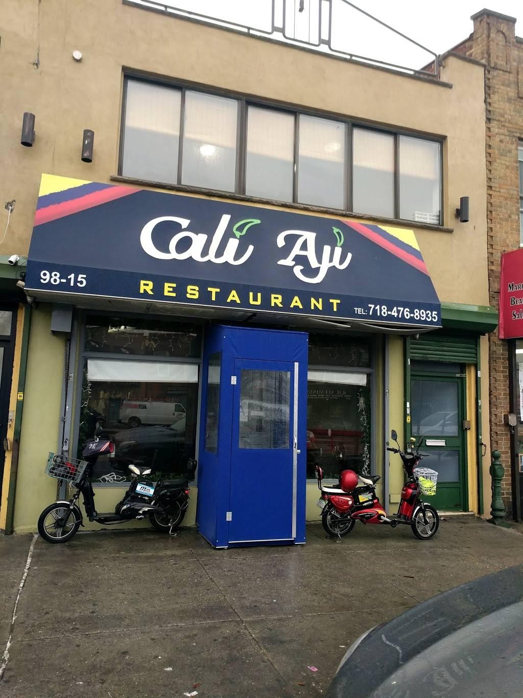 Cali Aji | restaurant | 98-15 Astoria Blvd, East Elmhurst, NY 11369, USA | 7184768935 OR +1 718-476-8935