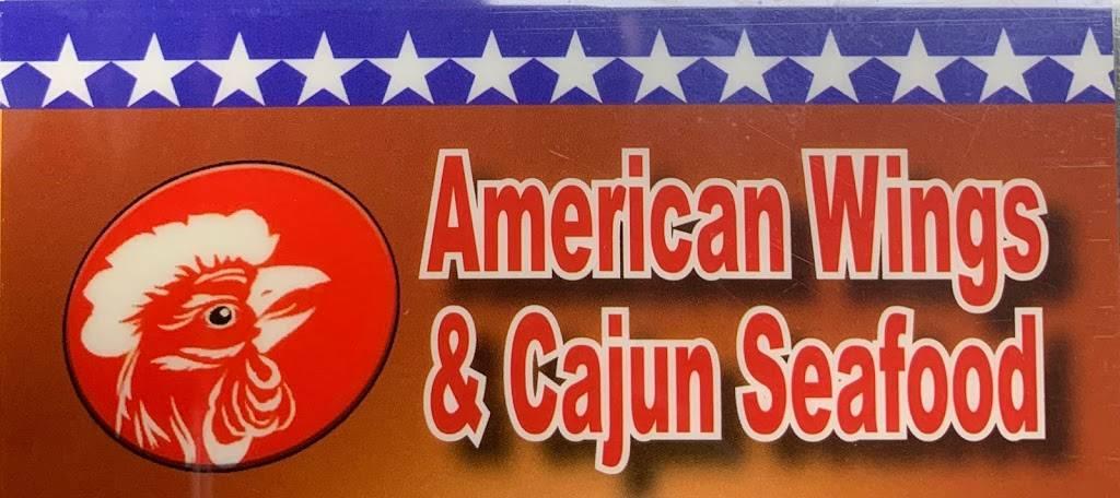 American Wings & Cajun Seafood | restaurant | 1156 McDonough Pkwy, McDonough, GA 30253, USA | 6788846286 OR +1 678-884-6286