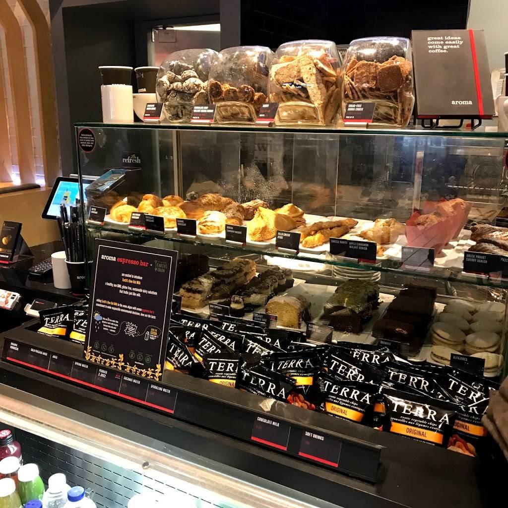 Aroma Espresso Bar | cafe | Shopping Centre, 2901 Bayview Ave, North York, ON M2K 1E6, Canada | 4165128050 OR +1 416-512-8050