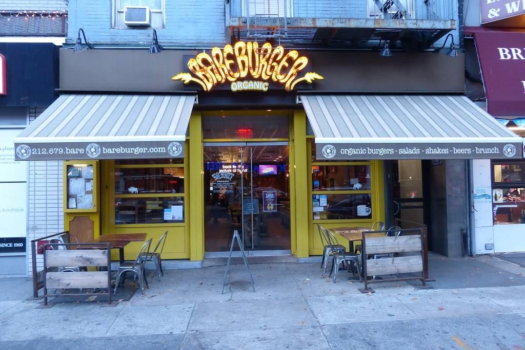 Bareburger | restaurant | 514 3rd Ave, New York, NY 10016, USA | 2126792273 OR +1 212-679-2273